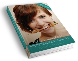 Proofreading Course eBook Image