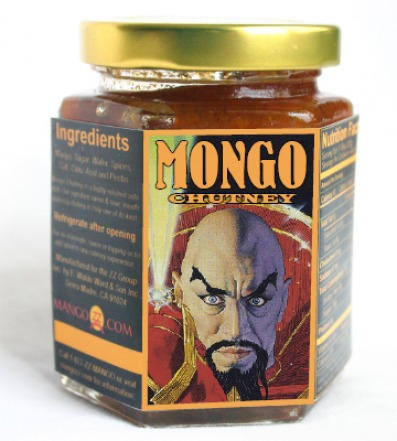 A World Without Proof Readers: Mongo Chutney