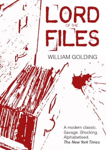 A World Without Proof Readers: Lord of the Files