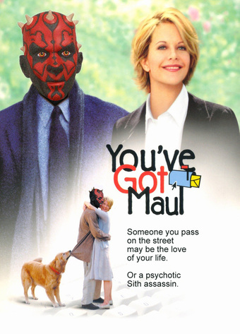 You've Got Maul. A World Without Proofreaders image.